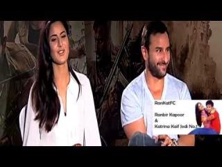 Katrina Kaif II Ranbir Kapoor is passionate about his work