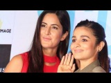 Katrina Kaif is an INSPIRATION for everyone says Alia Bhatt | EXCLUSIVE