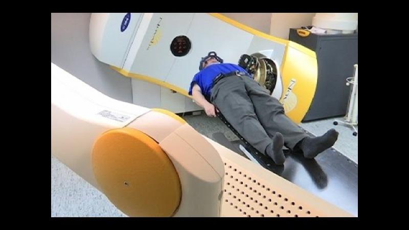 Кибер нож В госпитале Бурденко проводят операции без скальпеля