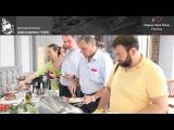 Гость оценил традиционную и вегетарианскую кухню в отеле «Маринс Парк Отель Ростов»