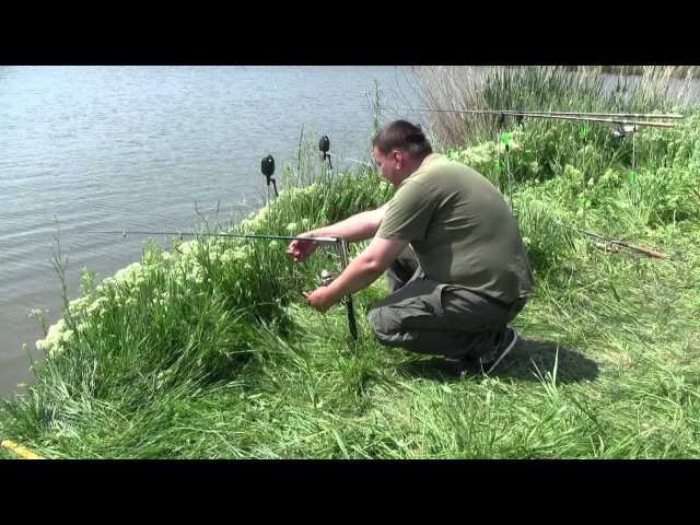 Хитрая китайская удочка 2 Дневник рыболова