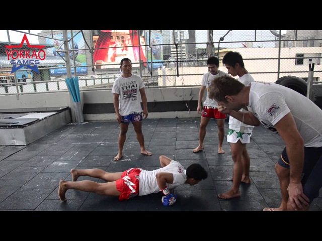 Саенчай, Пакорн, Праджанчай - YOKKAO GAMES