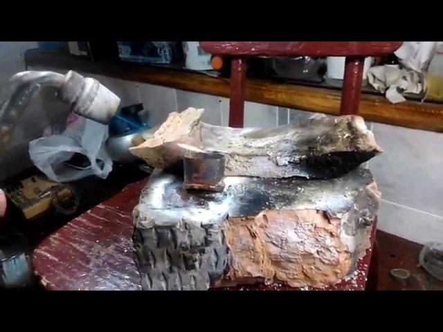 Делаем фурнитуру на ножи Часть №2 Филигранные оковки