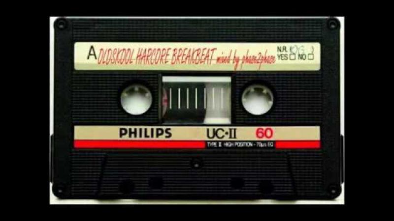OldSkOOl Hardcore Breakbeat 1992 1994 mixed by phase2phase