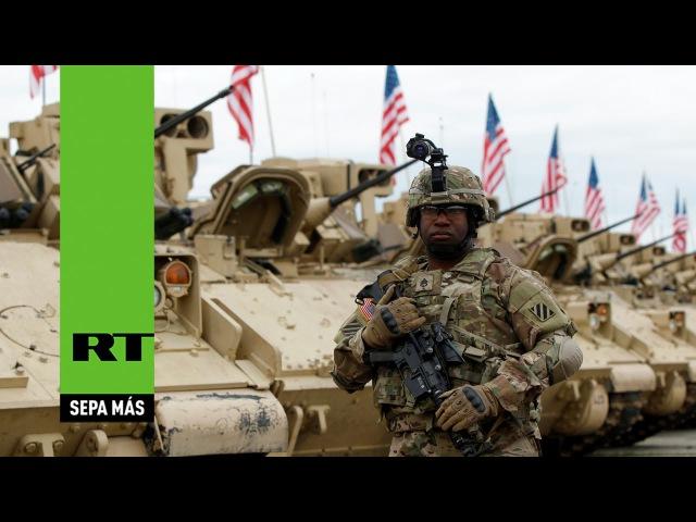 ¿Colonización militar EE.UU. refuerza su poder en América Latina
