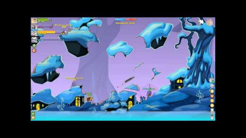 Вормикс прохождение супер боссов Шаман вуду Мастер ветра Вормикс бои от Юрия Кухты