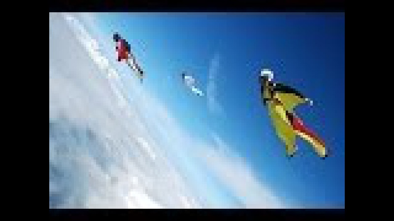 Extreme Wingsuit Compilation 2014 - People Are Awesome - FULL HD