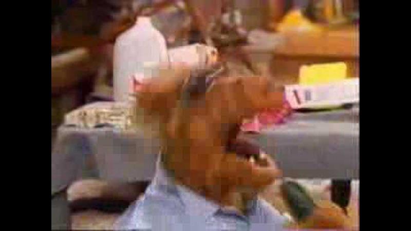 Alf Goes Tom Cruise