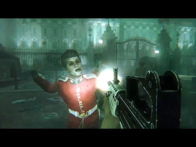 Zombi Gameplay Trailer - ZombiU Zombie Game for Xbox One, PS4, PC