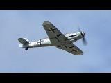 Messerschmitt Bf 109-G4 Red 7