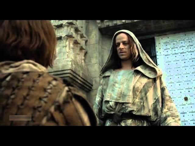 A man is not Jaqen H'ghar.