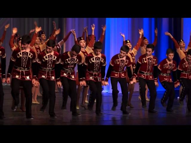 ՀԱՅԿԱԿԱՆ ՊԱՐ ՛՛Պոպուրի՛՛ ARIN BERT Dance Group BERT ensemble's studio PAPURI