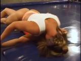 Kriszta vs Bella DWW Female Wrestling