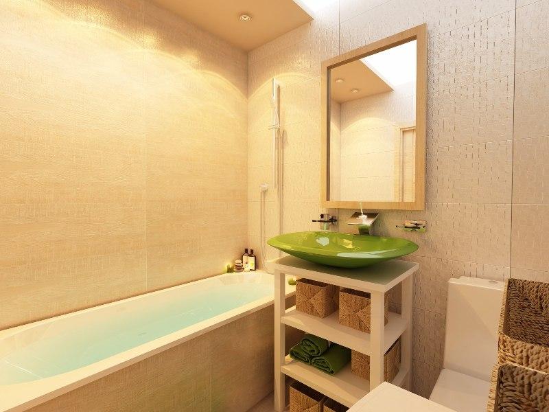 Два концепта для квартиры 26-28 м от студии Арго-Дизайн, Тюмень.