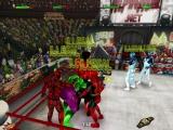 Дэдпул, Кейбл, Халк и Красный Халк (с Женщиной-Халк) против Венома, Карнеджа, Капитана Вселенной и Космического Человека-Паука