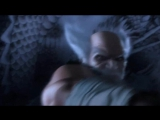 Tekken Blood Vengeance - Jin vs Kazuya vs Heihachi (Español Latino Fandub)