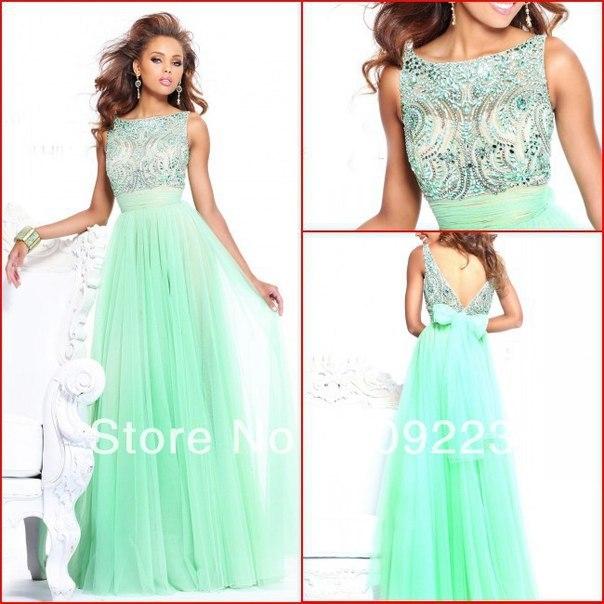 6eb9bd580e54ca9 самые красивые вечерние платья в пол фото