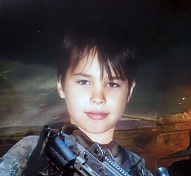 В Ростовской области ищут 11-летнего таганрожца Микаэля Евтушенко