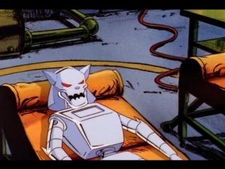 Коты Быстрого Реагирования 5 серия из 13 / SWAT Kats: The Radical Squadron Episode 5 (1993 - 1995)