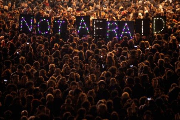 После бойни в Париже мир не изменится