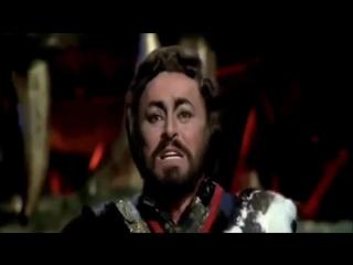 Luciano Pavarotti - Nessun dorma - Yes Giorgio (1982)