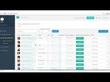 Видеоинструкция сервиса по работе со списком потенциальных клиентов
