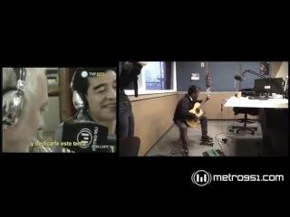 Maradona en Perros - El Video - Perros de la Calle