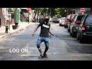 How to dance dancehall: LOG ON/ONLINE - Blacka Di Danca