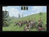 Геймплей Mount & Blade 2: Bannerlord с PC Gamer Weekender