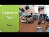 Сlassroom Tour # 4 Мой кабинет стикеры, печать, черный шоколад