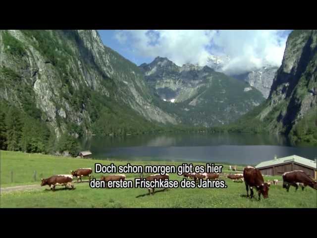 Germany from above - Deutschland von oben (German subtitles) Part 1 Episode 2