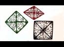 Mandala com sucata - Mandala with scrap