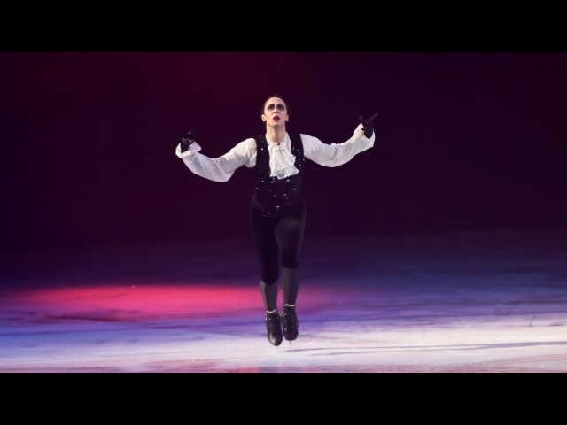Johnny Weir, 'Masquerade: Waltz': Halloween on Ice 2015, Peoria, IL