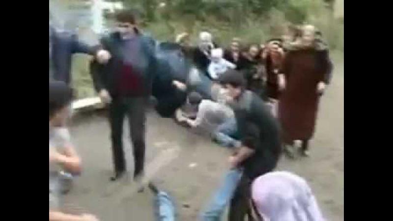 Дагестанская свадьба Вот как даги отдыхают =