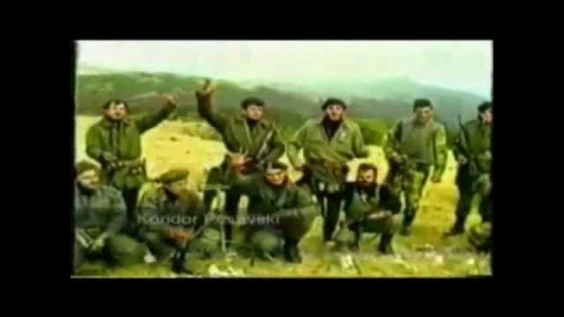 Тамо далеко (Tamo daleko) - Русский вариант