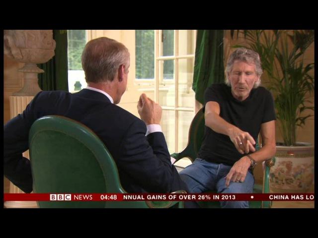 BBC Hardtalk: Roger Waters, ex- Pink Floyd