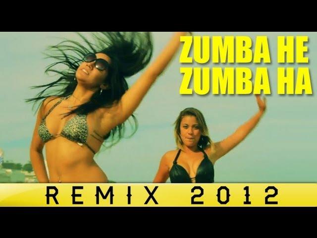 DJ MAM'S Zumba He Zumba Ha Remix 2012 feat Jessy Matador Luis Guisao CLIP OFFICIEL