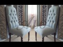 DIY HOW TO REUPHOLSTER A DINING ROOM CHAIR WITH BUTTONS ALO Upholstery