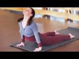 Йога утром. Утренняя йога-зарядка для бодрости духа и тела. Yoga in the morning for vigor body