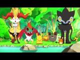 Pikachu and the Pokemon Band 720p