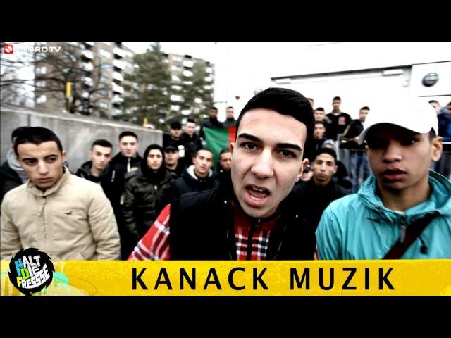 KANACK MUZIK HALT DIE FRESSE 04 NR. 214 (OFFICIAL HD VERSION AGGRO TV)