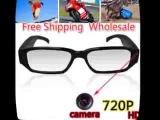 Купить очки со скрытой камерой.