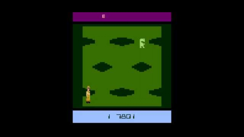 Atari 2600 Longplay [001] E.T. the Extra-Terrestrial