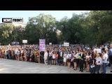 День знаний 1 сентября 2015: посмотрите на «пустые» ВУЗы в ЛНР!