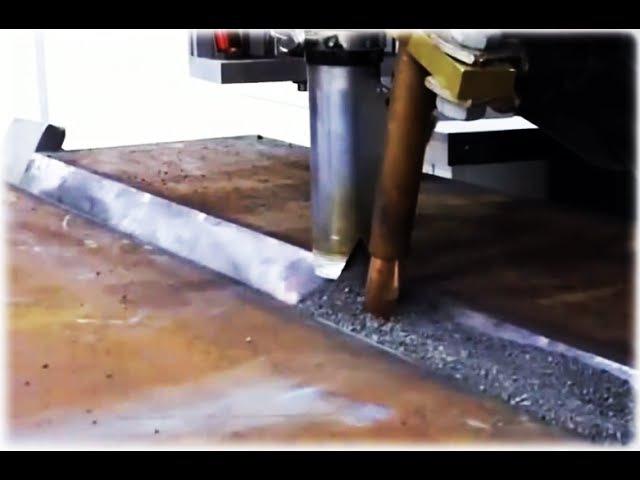 Сварка толстостенного металла под флюсом