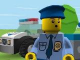 Мультики про машинки и полицейского на русском ЛЕГО мультики    LEGO Juniors
