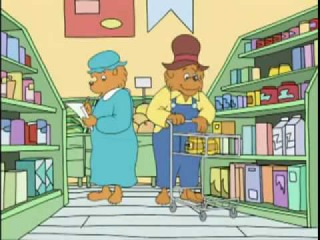 The Berenstain Bears Get The Gimmies (1-2)