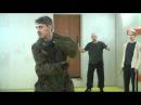 ножевой бой - начальная подготовка.knife fight - initial training.