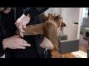 Seamless Layered Haircut Tutorial Classic 90 Degree Haircut With Modern Finish MATT BECK VLOG 38
