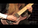 Incredible performance by Jeff Loomis Jato Unit Live on EMGtv
